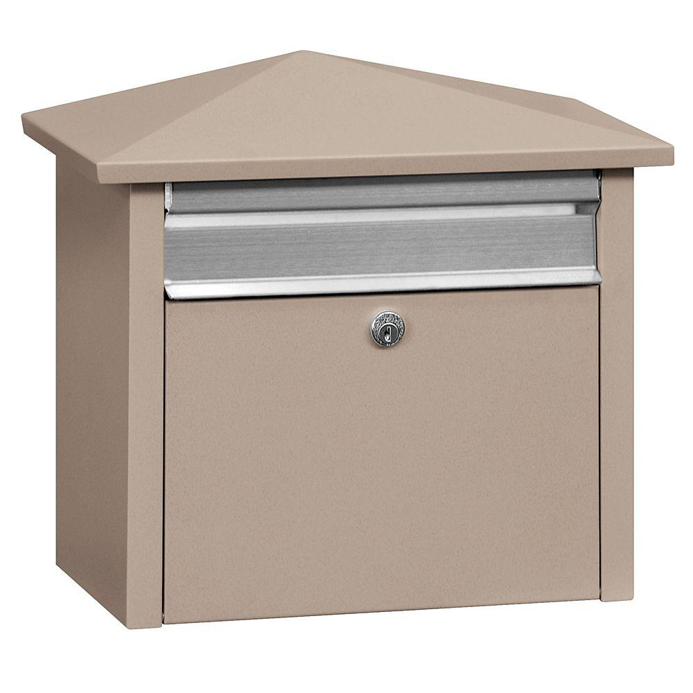 4700 Series Mail House in Beige