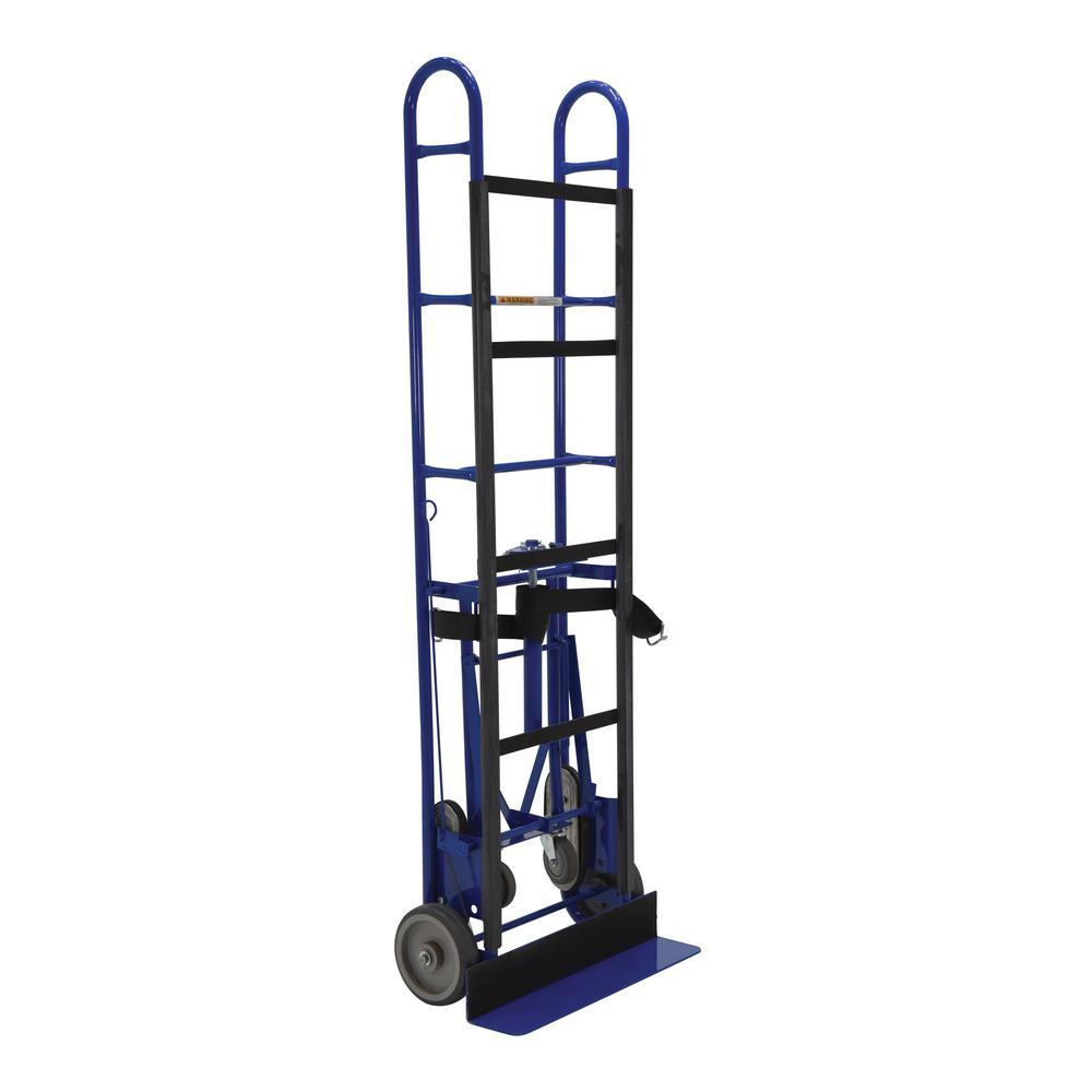 1,200 lbs. 72 in. Tall Appliance Cart Ratchet