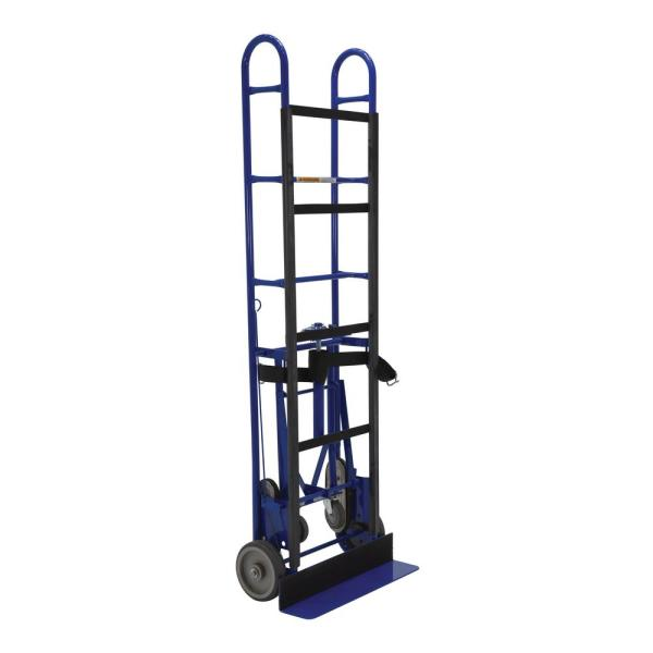 1,200 lbs. 72 in. Tall Appliance Cart Ratchet