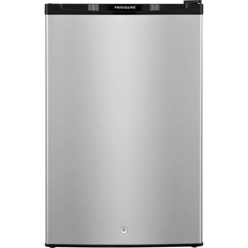 Delicieux Frigidaire 4.5 Cu. Ft. Mini Refrigerator With Full Freezer In Silver Mist,  ENERGY