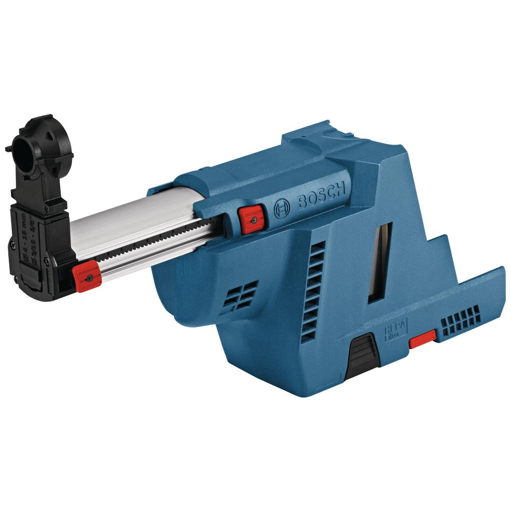 18-Volt Lithium Ion Cordless SDS-Plus Dust Collection Attachment for GBH