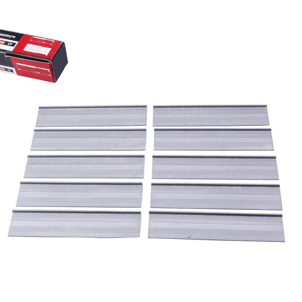 1-1/2 in. 15-Gauge Flooring L-Cleats (1,000-Count)