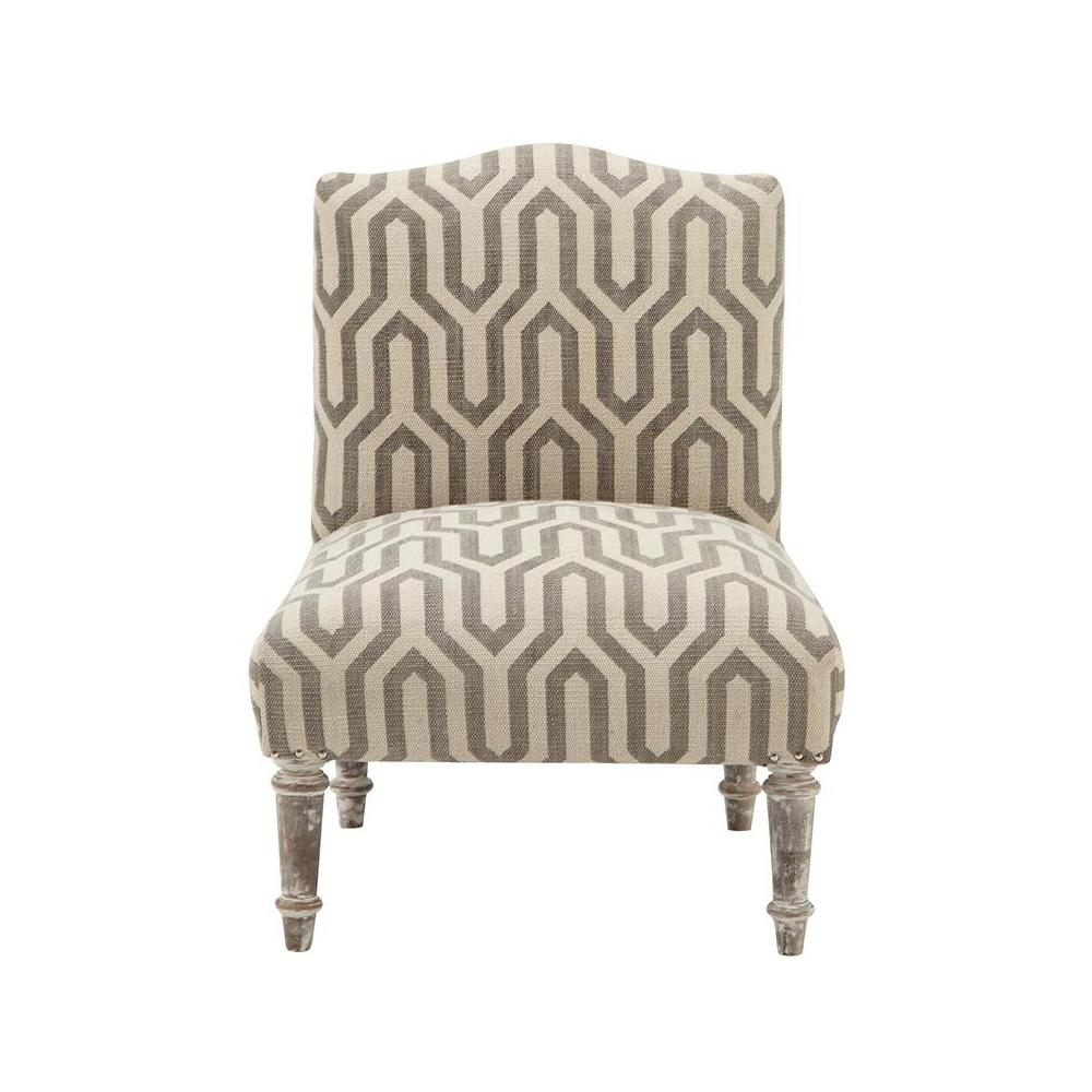 Merveilleux Home Decorators Collection Alik Taupe Kilim Accent Chair