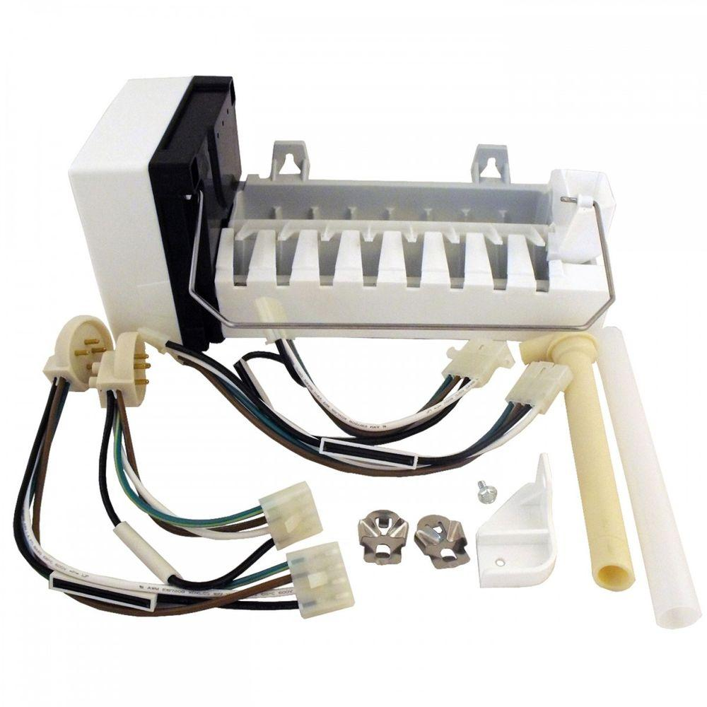 SUPCO Replacement Icemaker Kit RIM500 on ice maker lights, ice maker water pump, ice maker control module, ice maker thermostat, ice maker fittings, ice maker electrical, ice maker sensor, ice maker accessories, ice maker motor, ice maker spring, ice maker plug wiring, ice maker gasket, ice maker cable, ice maker fan, ice maker switch, ice maker hardware, ice maker wiring-diagram, ice maker cover, ice maker solenoid, ice maker connectors,