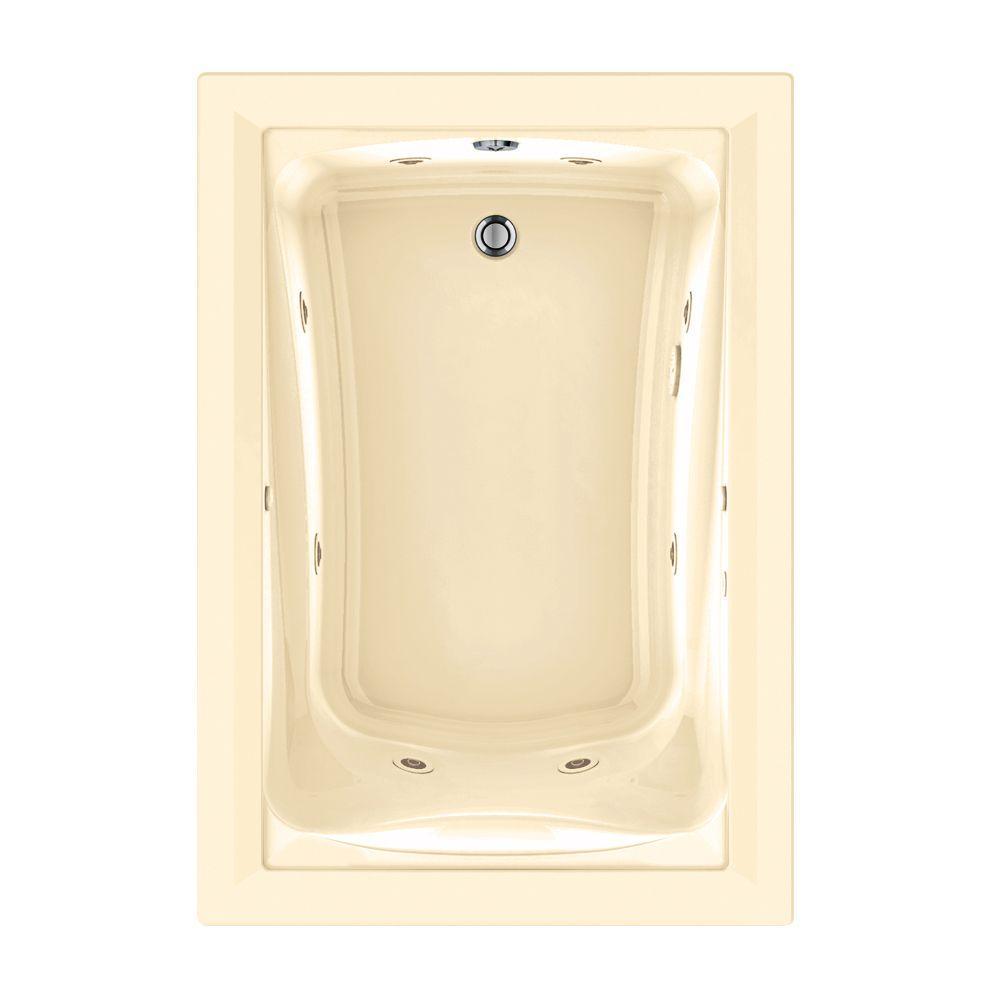 Marvelous American Standard Green Tea EcoSilent 5 Ft. X 3.5 Ft. Whirlpool And Air Bath