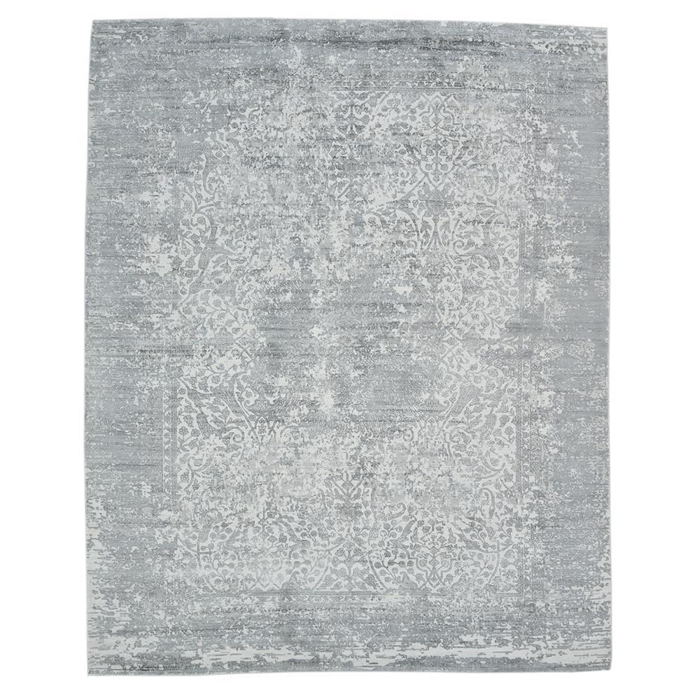 Samantha Gray 8 x 10 Handmade Area Rug