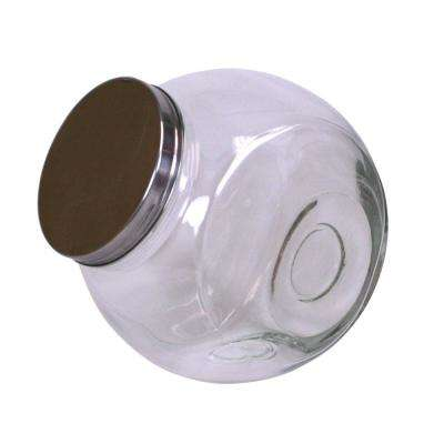 141 oz. Glass Candy Jar