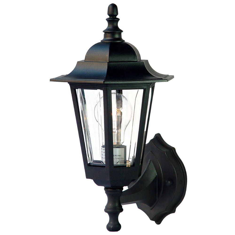 Acclaim Lighting Tidewater Collection 1-Light Matte Black