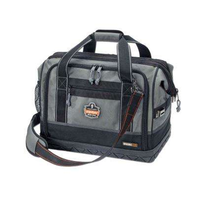 Arsenal 18 in. Tool Bag in Gray