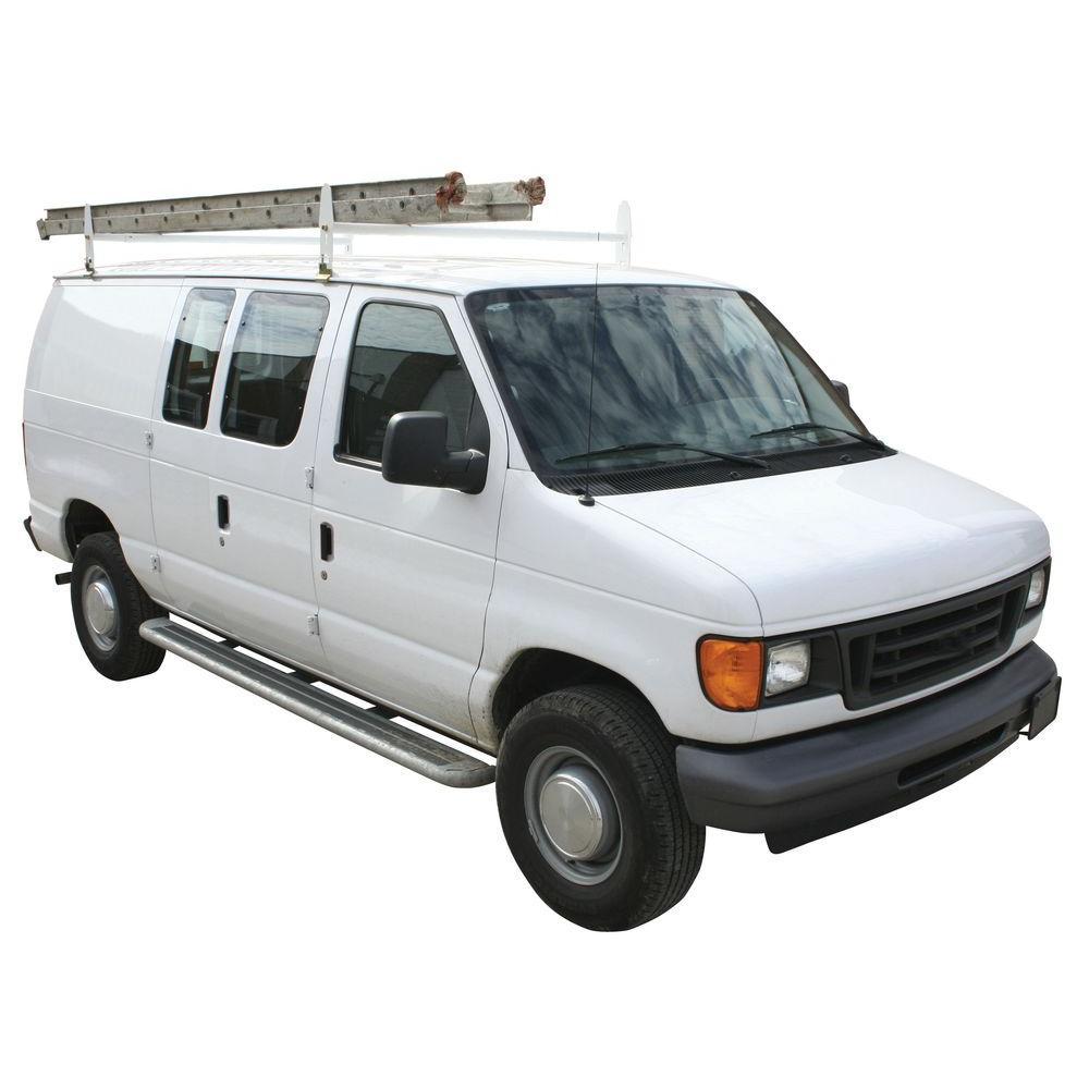 Van Roof Racks >> Pro Series Heavy Duty Ladder Rack For Full Size Van