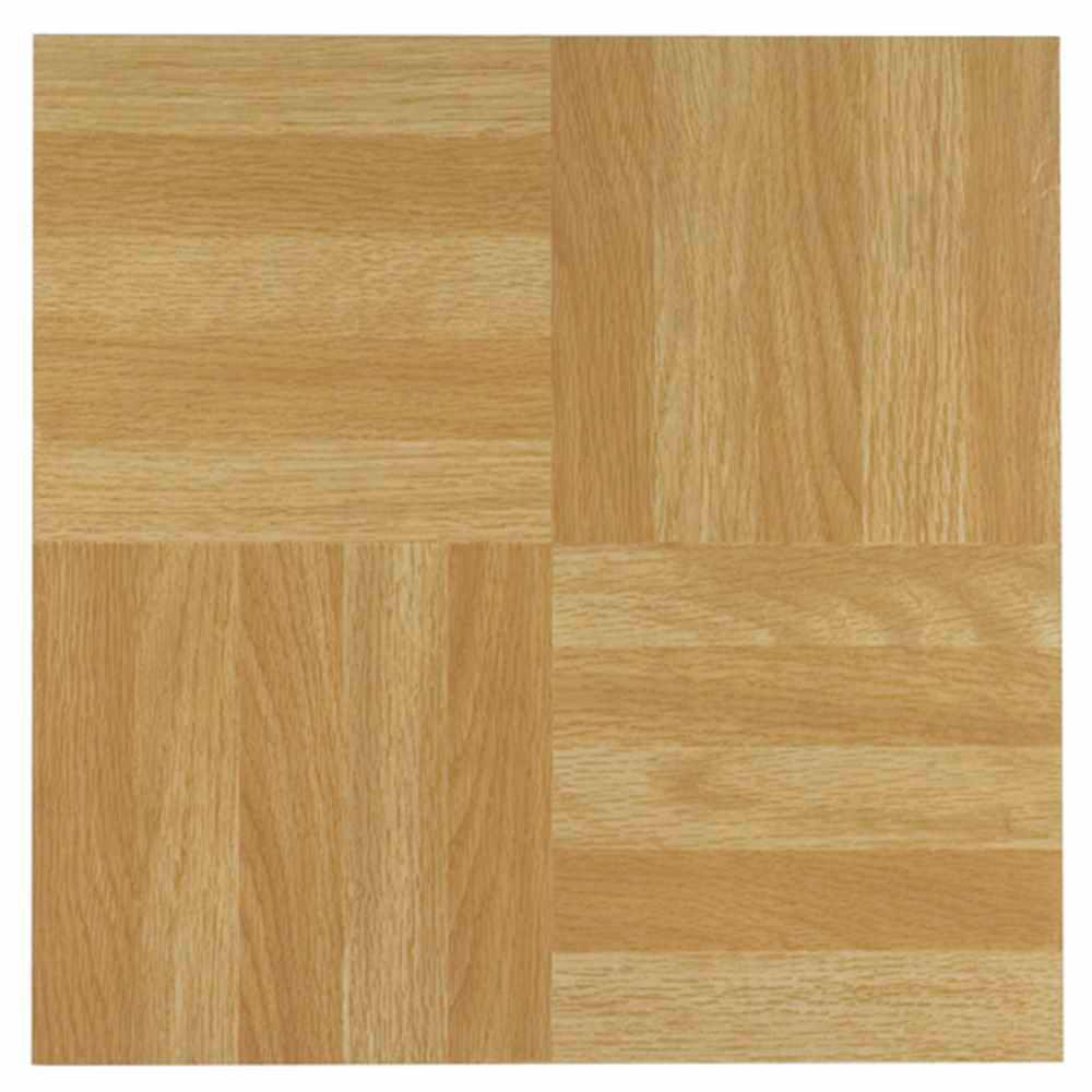 Wood Four Finger Square Parquet Achim Home Furnishings FTVWD20420 Nexus 12-Inch Vinyl Tile 20-Pack