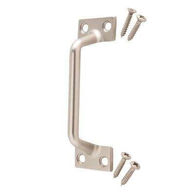 3-7/8 in. Satin Nickel Pull