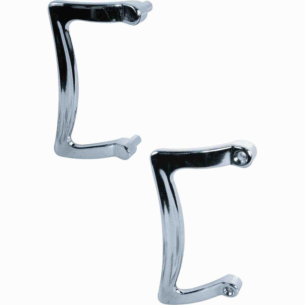 Prime Line Swinging Shower Door Handle Set M 6029 The