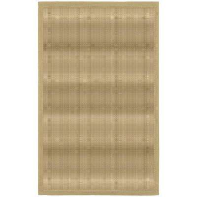 Bay Tan/Beige 8 ft. x 10 ft. Indoor Area Rug