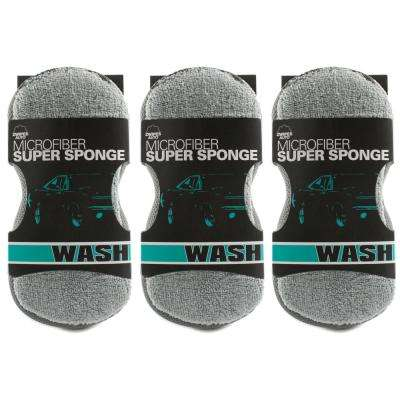 Auto XL Super Sponge (3-Pack)