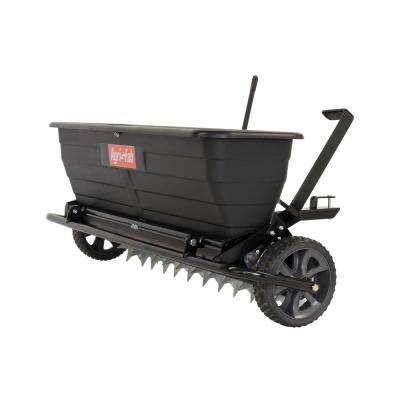 175 lbs  42 in  Spiker Seeder Drop Spreader