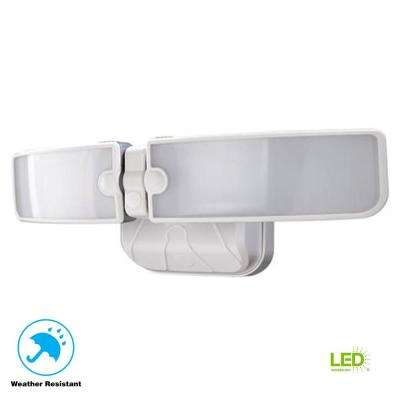 White Integrated LED Switch Light