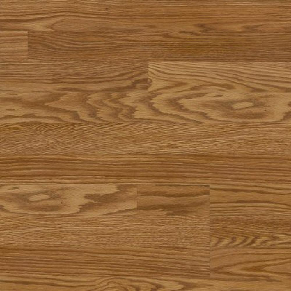 Kronotex lincoln hawkins oak 7 mm thick x 7 6 in wide x for Kronotex laminate flooring reviews