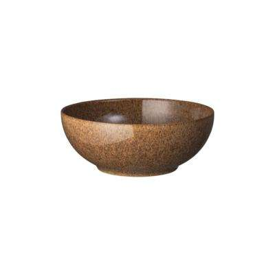 Studio Craft Chestnut Brown Cereal Bowl