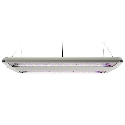 20 in. 175-Watt Integrated Full Spectrum LED Non-Dimmable Indoor High Bay Plant Grow Light Fixture, Daylight