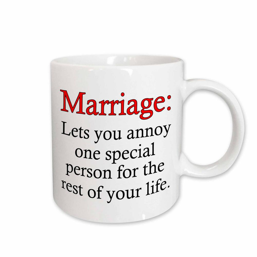 3drose Evadane Funny Quotes Marriage Lets You Annoy One Special