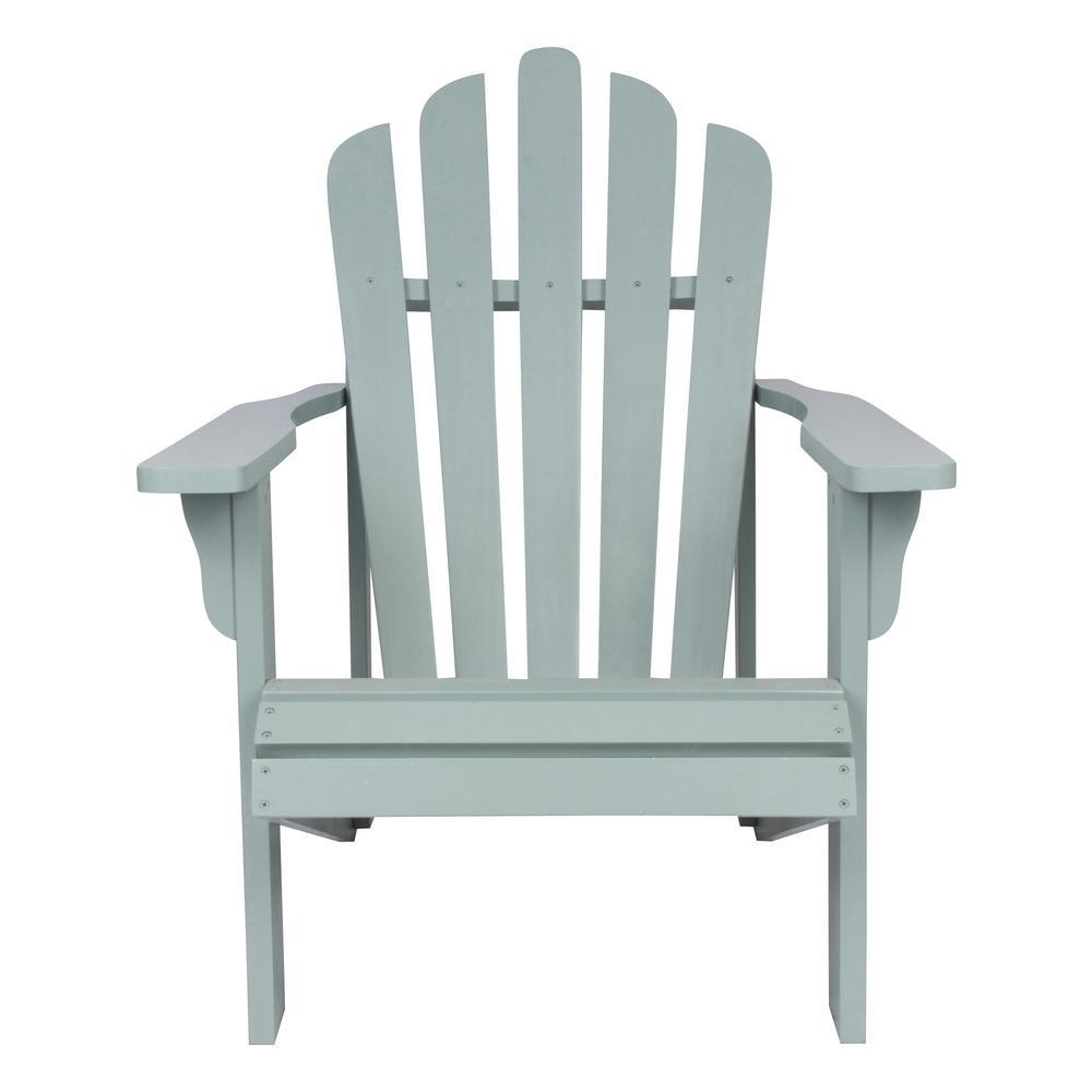 Westport Cedar Wood Adirondack Chair - Dutch Blue