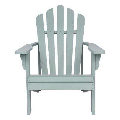 Westport Cedar Wood Adirondack Chair - Dutch Blue