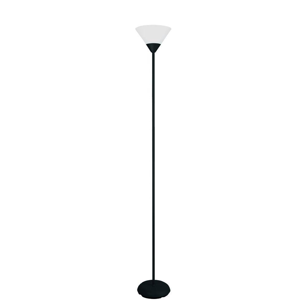black torchiere floor lamp medieval black stick torchiere floor lamp simple designs 7125 in lamplf1011blk