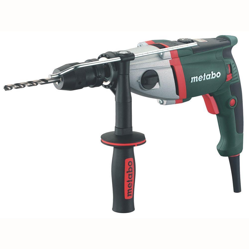 Metabo 1100-Watt 1/2 in. Hammer Drill