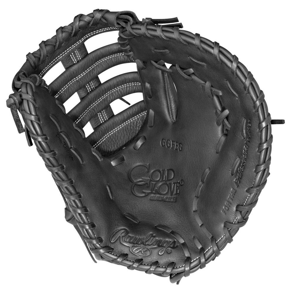 null Baseball Glove Gold Gamer 1st Base Left-DISCONTINUED