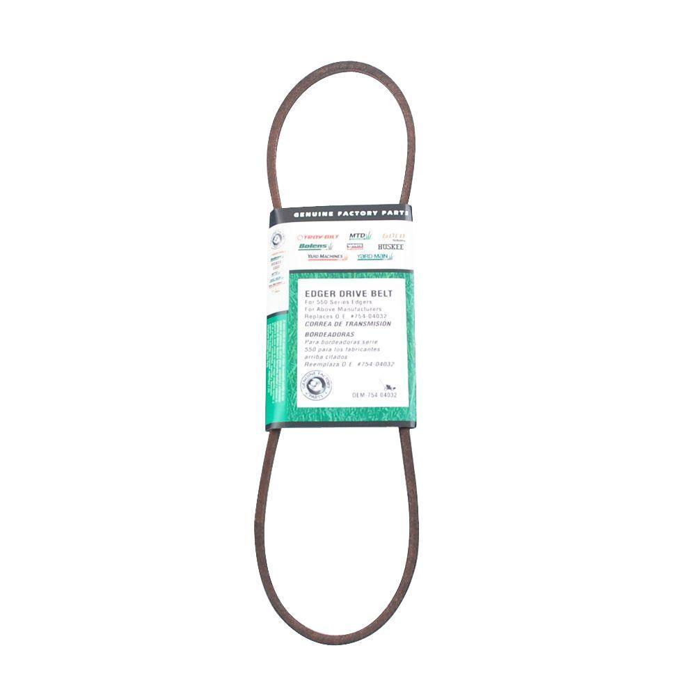 550 Rubber Edger Belt for MTD Edgers