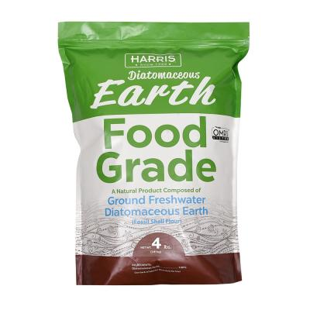 4 lbs. (64 oz.) Diatomaceous Earth Food Grade 100%