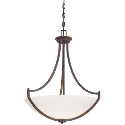 Middlebrook 3-Light Vintage Bronze Pendant