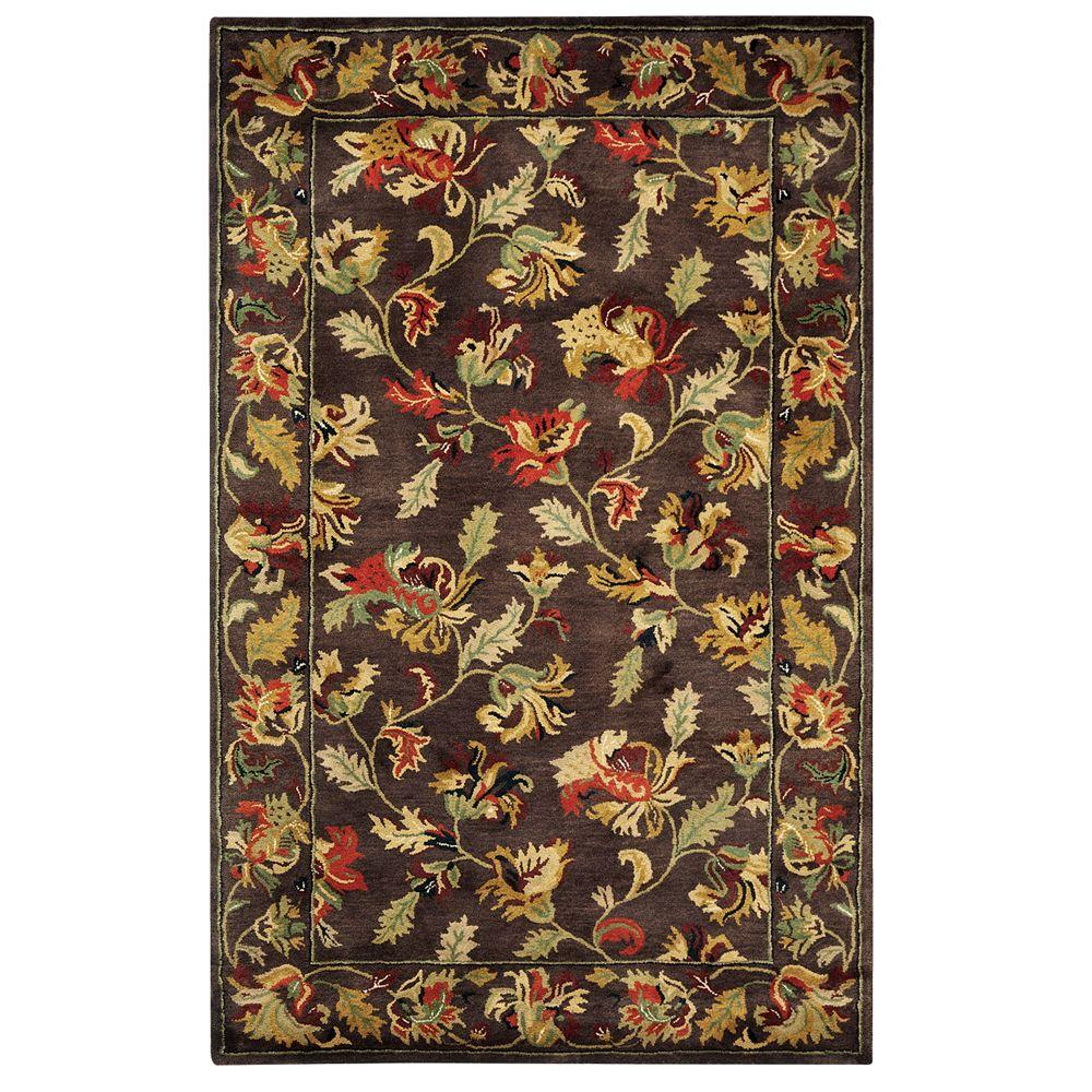 Home decorators collection governor brown 2 ft x 3 ft for Home decorators echelon rug