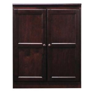 Concepts In Wood Cherry Multi-Use Storage Pantry-KT613C-3036-C ...