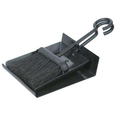 UniFlame Black Shovel and Brush Set