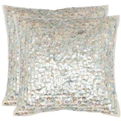 Dialia Embellished Pillow (2-Pack)