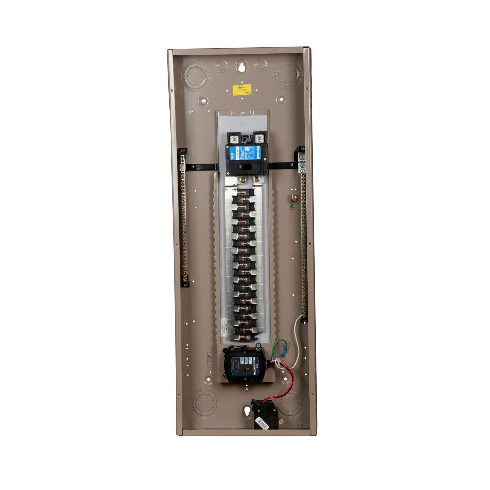 Type CH 200 Amp 42-Circuit Indoor Main Breaker Loadcenter with Surge