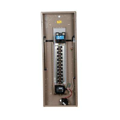 CH 200 Amp 42-Circuit Indoor Main Breaker Loadcenter with Surge Protection