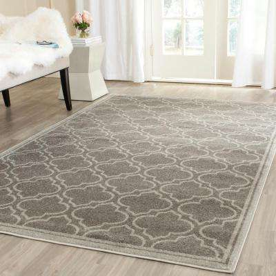 8 X 10 - Rectangle - Trellis - Outdoor Rugs - Rugs - The Home Depot
