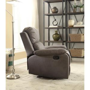 +2. Acme Furniture Charcoal Bina Memory Foam Recliner & Acme Furniture Charcoal Bina Memory Foam Recliner-59525 - The Home ... islam-shia.org
