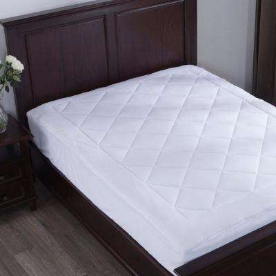 400TC Queen Ultra Mattress Pad with Gusset