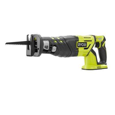 18-Volt ONE+ Cordless Brushless Reciprocating Saw (Tool Only) with Blade