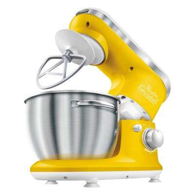 4.2 Qt. 6-Speed Yellow Stand Mixer