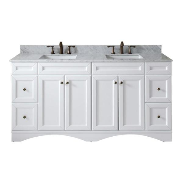 Virtu Usa Talisa 72 In W Bath Vanity