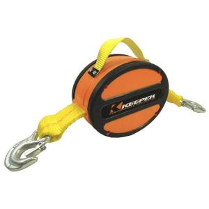 Keeper 15 ft. Retractable Tow Strap by Keeper