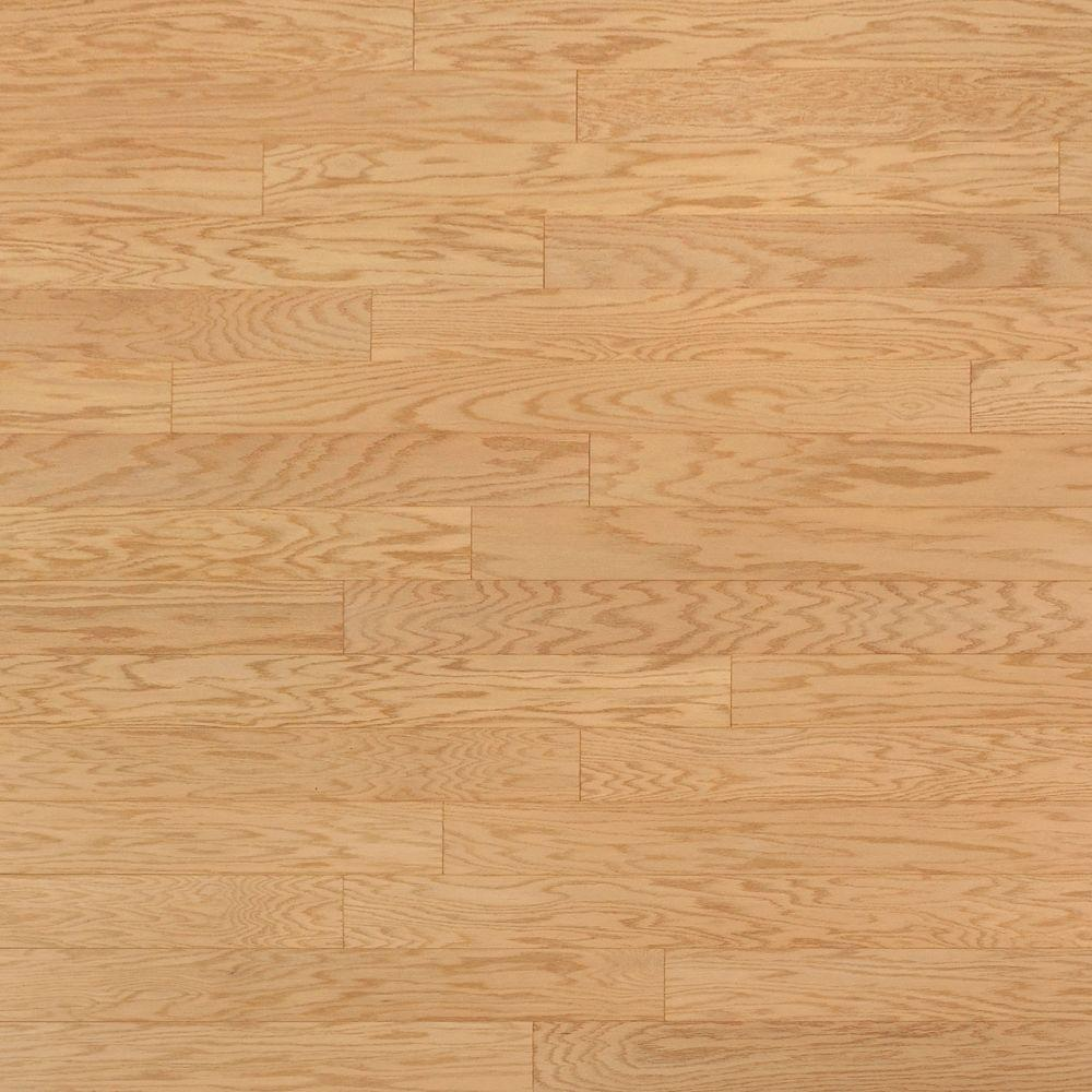 Oak Ivory 3/8 in. Thick x 4-3/4 in. Wide x Random
