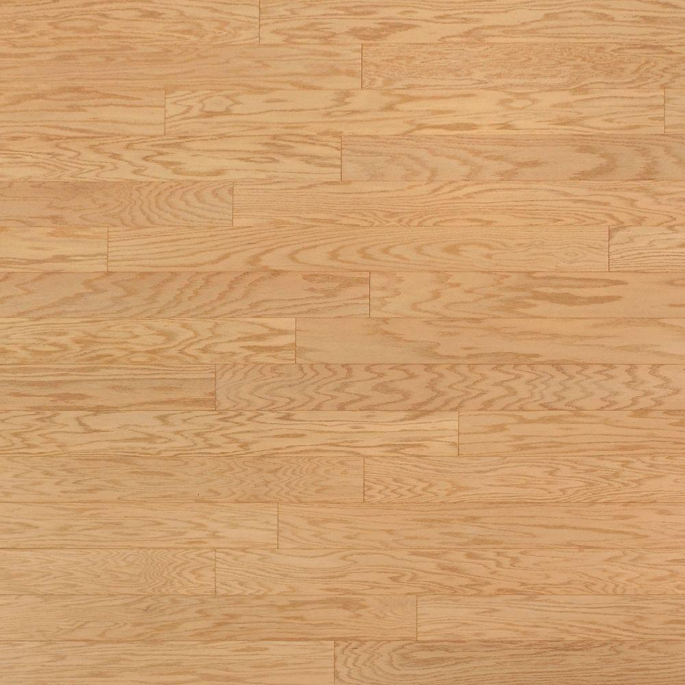 Oak Ivory 3/4 in. Thick x 4 in. Wide x Random