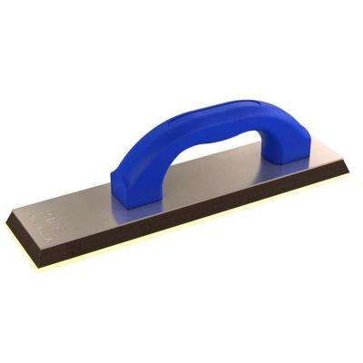 12 in. x 3 in. Grout Float with Plastic Offset Handle