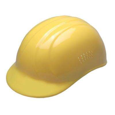 4-Point Plastic Suspension Pin-Lock 67 Bump Cap in Yellow